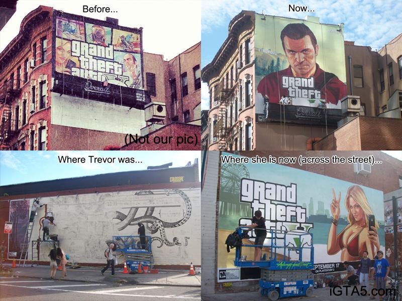 gta 5 new york city