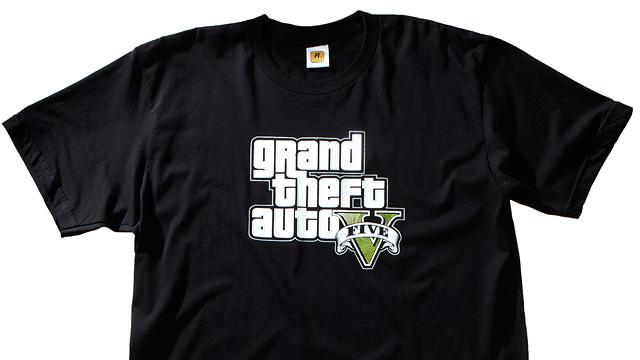 GTA 5 Logo T-shirt
