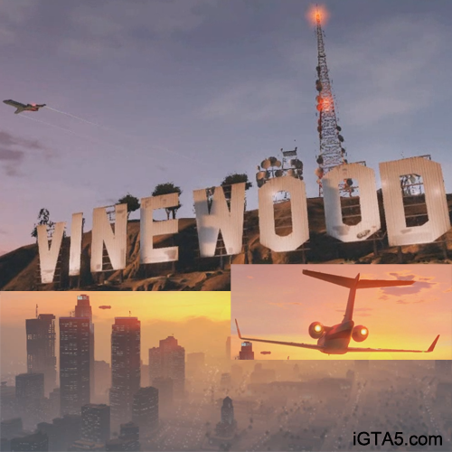 Vinewood and beyond