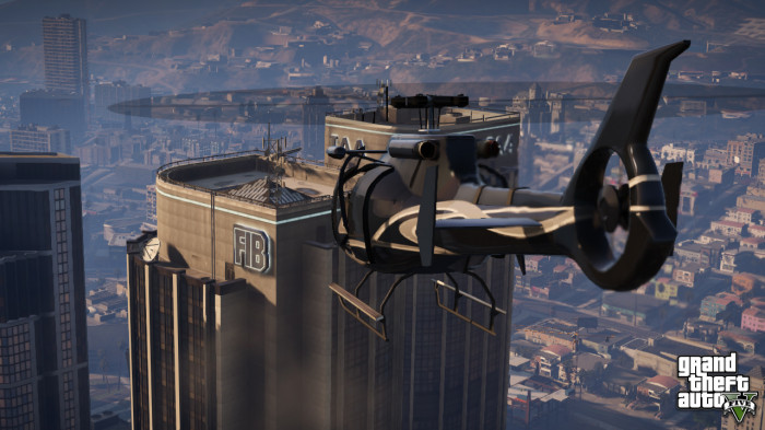 Official GTA V Screenshot 12