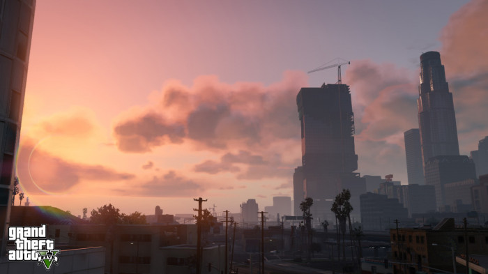 Another wonderful sunset in Los Santos