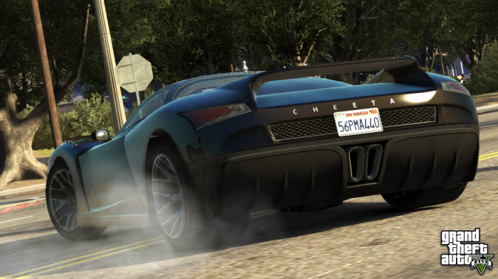 Official GTA V Screenshot 4
