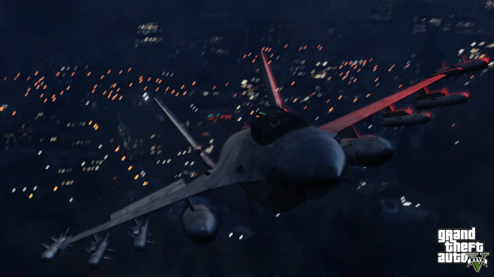 Official GTA V Screenshot 3