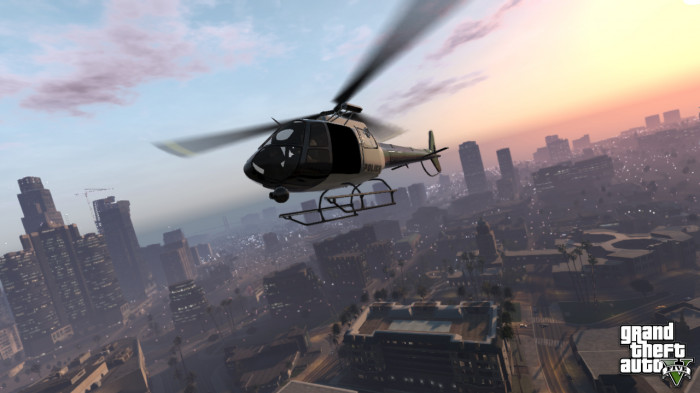 Official GTA V Screenshot 1