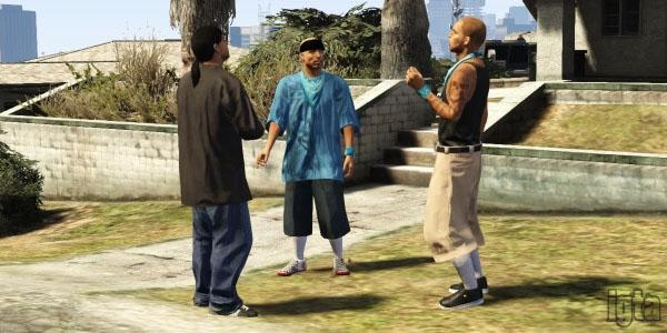 GTA 5 Gangs