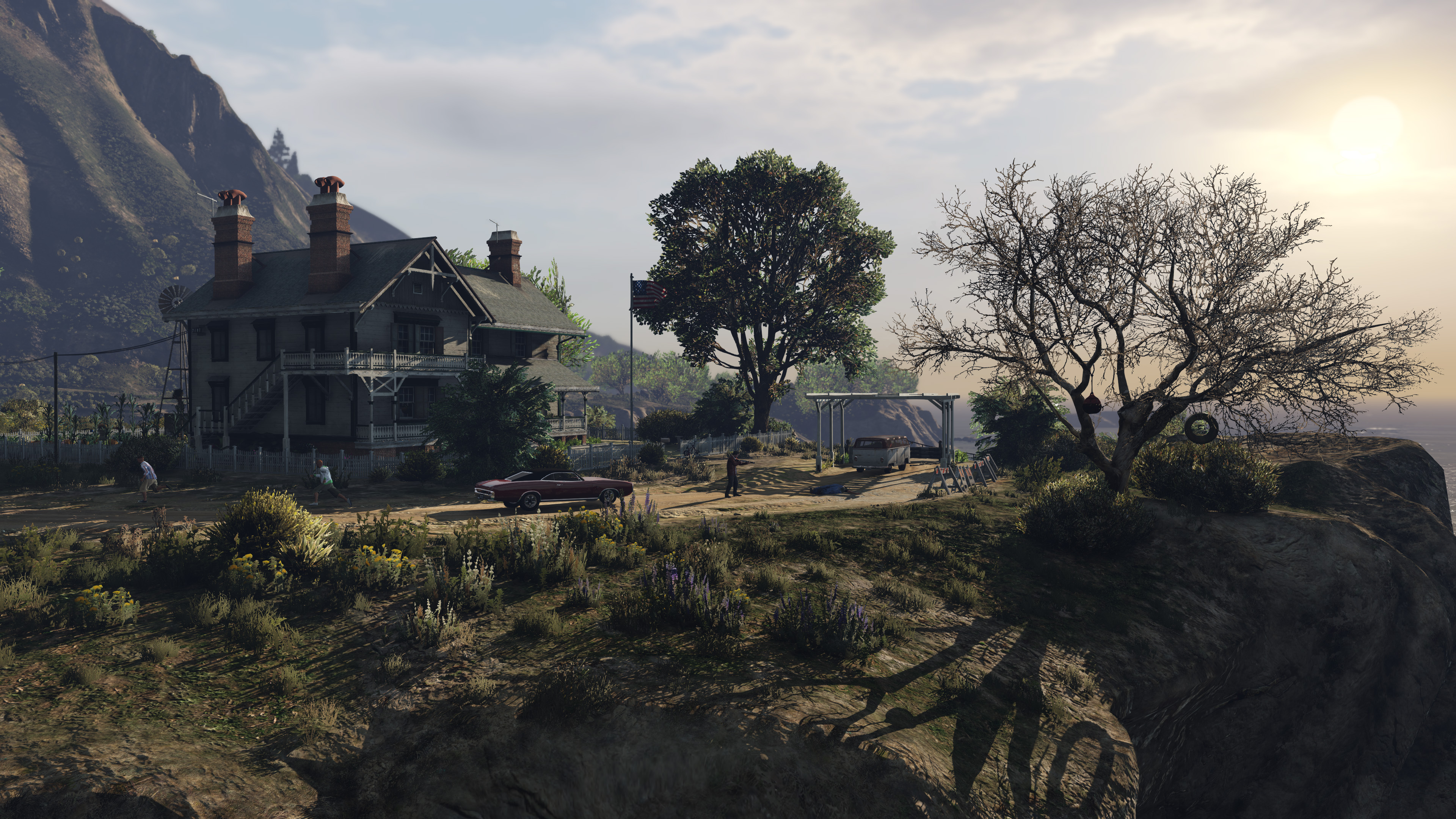 Official gta 5 screenshots - Gta v wallpaper ...