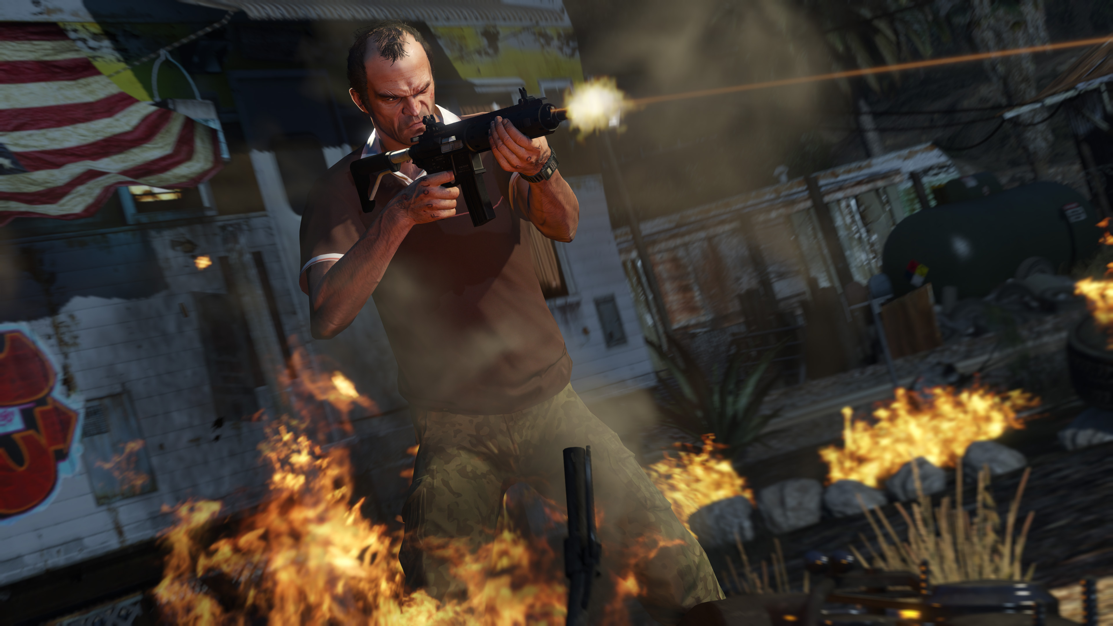 Official GTA 5 Screenshots