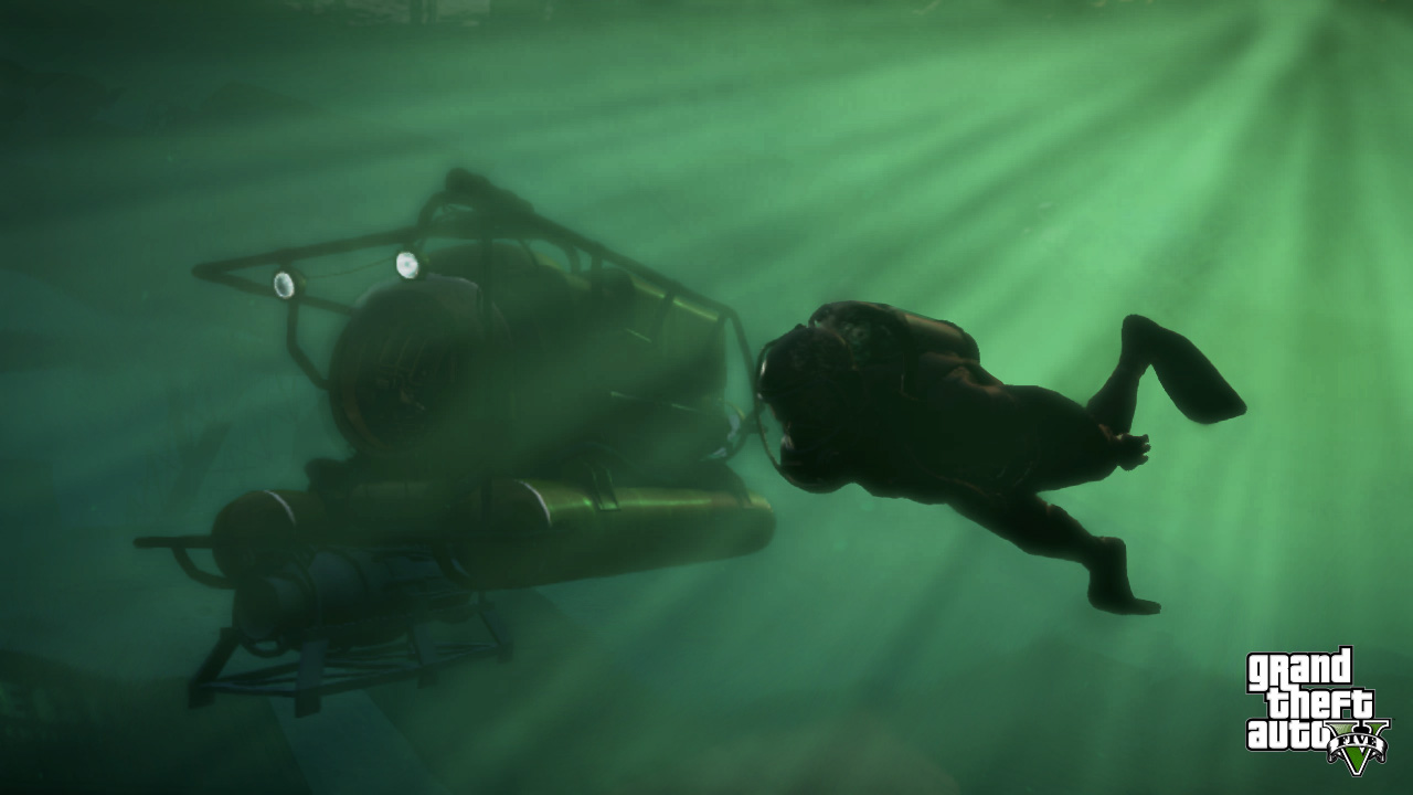 GTA V Official-screenshot-we-dont-live-in-that-yellow-submarine