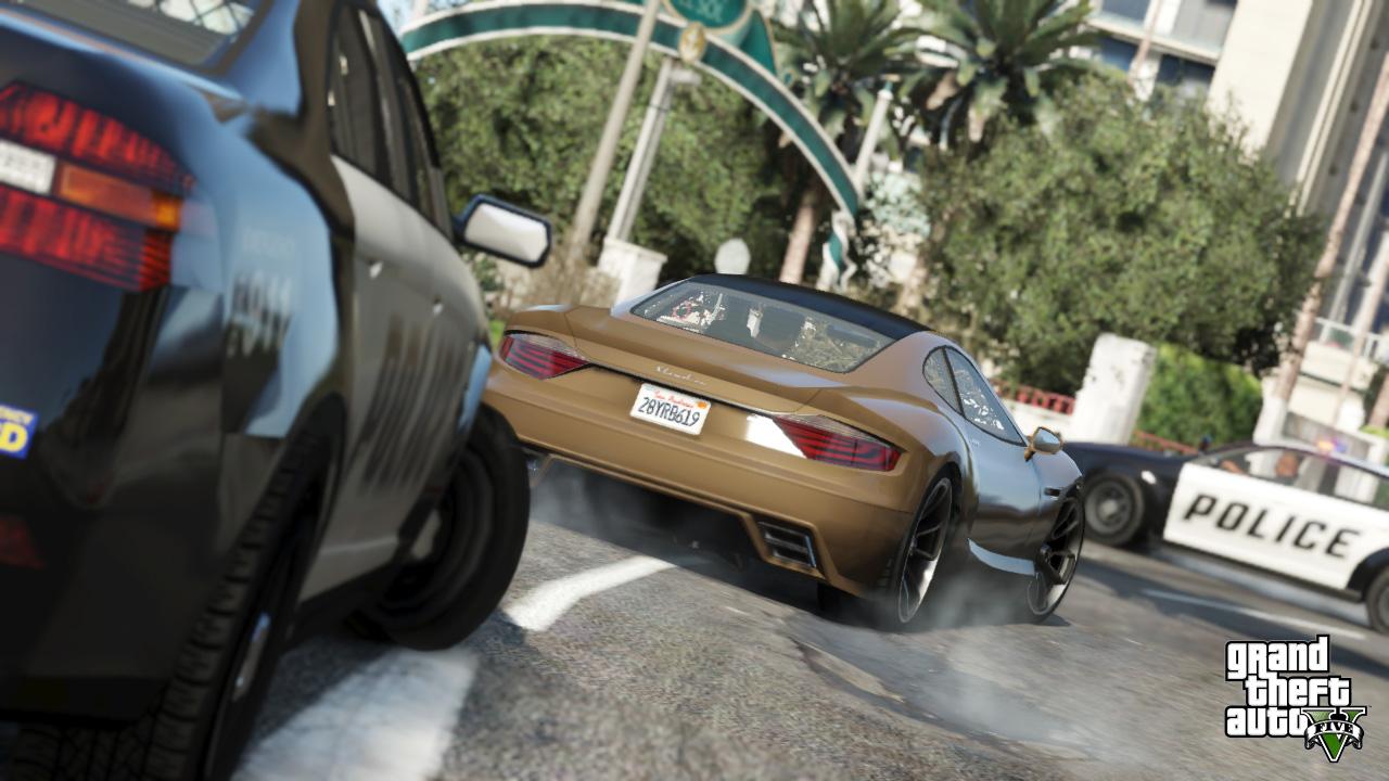 9 New GTA V Screenshots