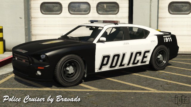 gta 5 how to get unmarked cruiser ps3