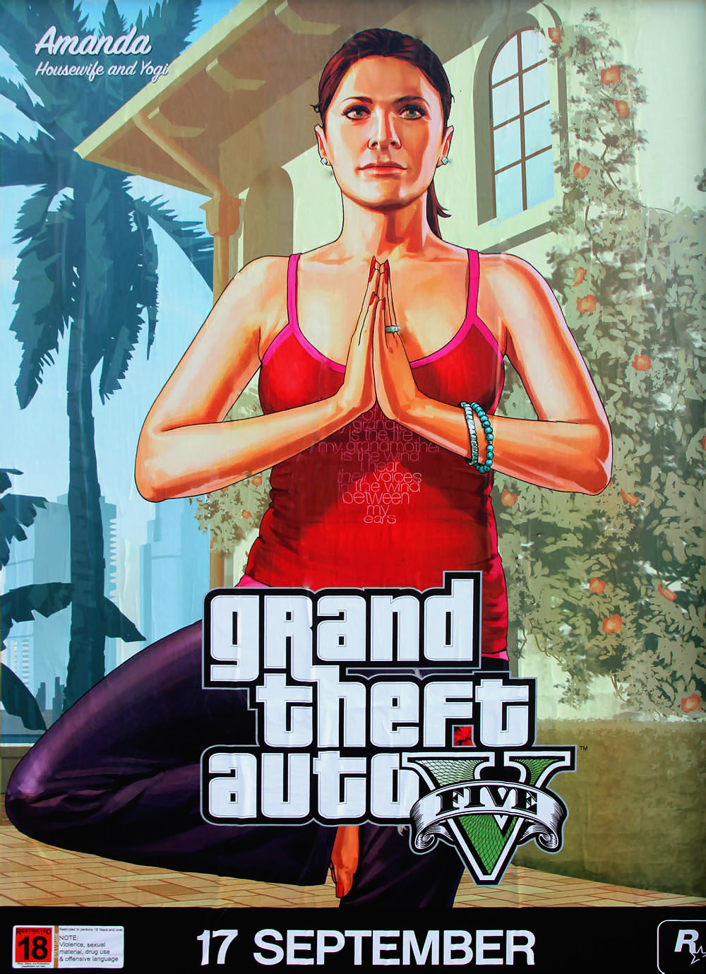 Gta 5 Amanda Real Life We can only assume these will
