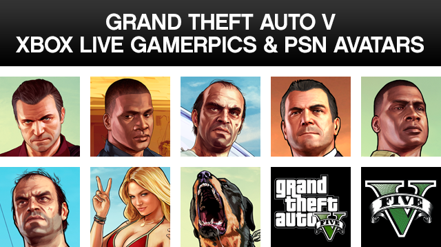 GTA 5 Avatars