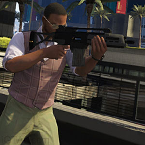 GTA 5 Weapons