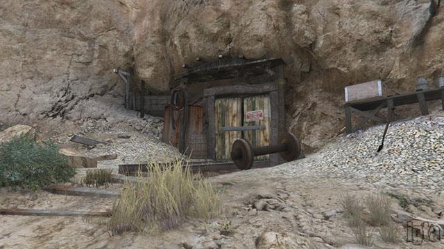 Murder Mystery Mineshaft