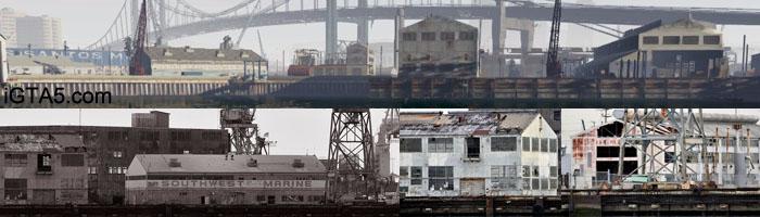 Bethlehem Ship Yard (Southwest Marine Terminal), Berth 240