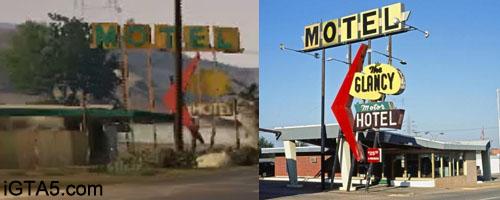 The Glancy Motel