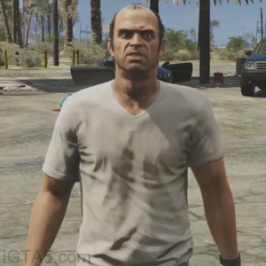 make gta online character fat